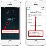 icloud unlock lost iphone