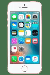unlocked iphone se