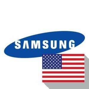 samsung usa logo