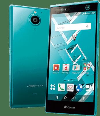 Unlock Fujitsu arrows phone
